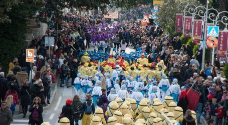 FOTO: Opatijski Dječji karnevalski korzo očekuje rekordan broj djece