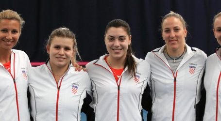 Fed Cup: Fett i Jurak donijele pobjedu Hrvatskoj nad Turskom