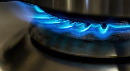 Plin kućanstvima od travnja poskupljuje za prosječnih 6,9 posto
