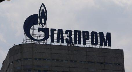 Gazprom Europi 200 milijardi kubika plina