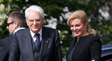 """MATTARELLA """"Tajanijeva izjava je mogla stvoriti dojam teritorijalnih zahtjeva"""""""
