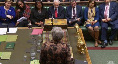 BREXIT May za još jednu šansu parlamentu