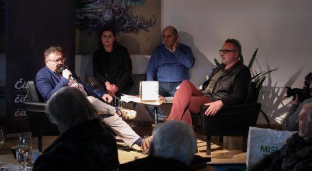 "Nikola Petković predstavio roman ""Put u Gonars"""