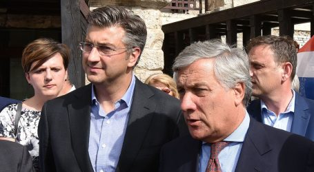 Hrvatski europarlamentarci podijeljeni oko Tajanijeve isprike