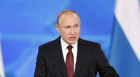 NATO odbacuje kao neprihvatljivu Putinovu prijetnju