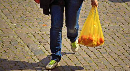 Nema više besplatnih plastičnih vrećica, bez plaćanja samo one najtanje