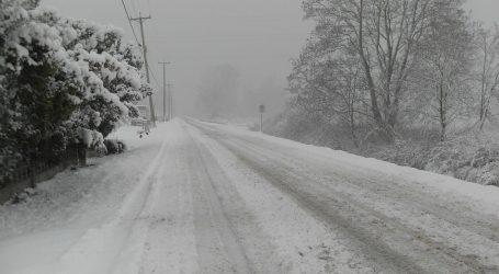 Snijeg prouzročio prometni kolaps u BiH