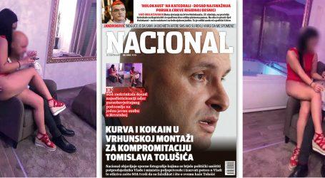 Afera Tolušić: Dvije bande naručile izradu fotomontaže