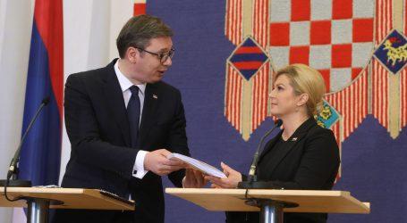 Hrvatska i Srbija daleko od dogovora o granici