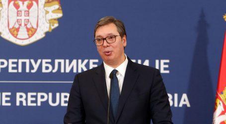 """VUČIĆ """"Srbija prati kako se naoružavaju zemlje u regiji"""""""
