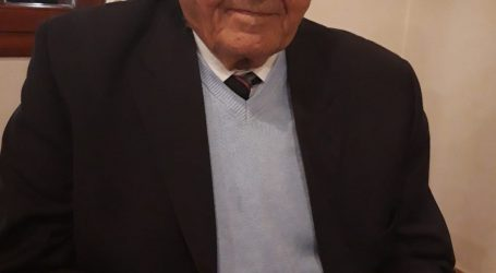 Pogledajte kako se pjevalo na 99. rođendanu Josipa Manolića