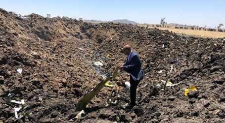 """Pilot etiopskog zrakoplova dojavio """"poteškoće"""", među putnicima i srbijanski državljanin"""