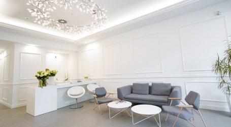 Dermatologija Ivana Nola visoko cijeni dizajn interijera