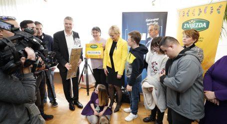 Građani i tvrtka Zvijezda donirali Hrvatsku zajednicu za sindrom Down