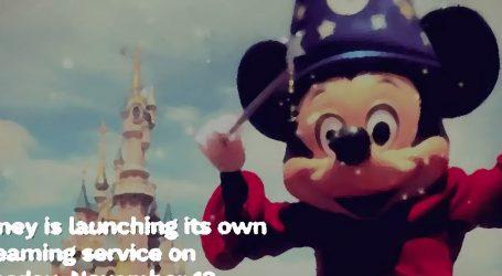 VIDEO: Disney + dostupan od studenog