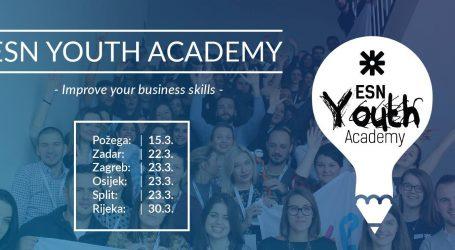 ESN Youth Academy – studenti pomažu studentima
