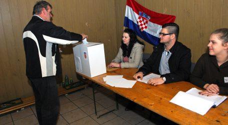 Zatvorena birališta u Lici, čeka se ishod prijevremenih izbora