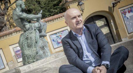 PREDRAG MATIĆ 'Hrvatska – mala zemlja za veliki fašizam'