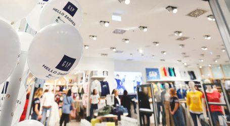 FOTO: Brojni obožavatelji na otvorenju nove Gap trgovine