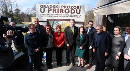 Projektom 'Gradski prozori u prirodu' uređuje se Park Maksimir