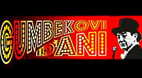 Premijera predstave 'Geste i grimase' Arsena Dedića i zatvaranje Gumbekovih dana