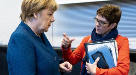 Njemački konzervativci distancirali se od Macronova prijedloga o Europi