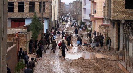 U poplavama u Afganistanu smrtno stradalo najmanje 20 ljudi