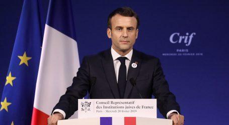 """Macron uoči izbora objavio plan za """"Europsku renesansu"""""""
