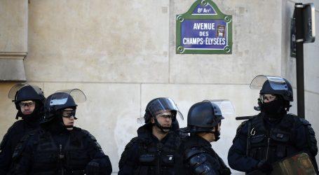"""Stotine """"Žutih prsluka"""" prosvjeduje u Parizu 17. vikend zaredom"""