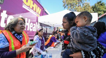 Washington želi smjestiti 5000 djece migranata u vojne objekte