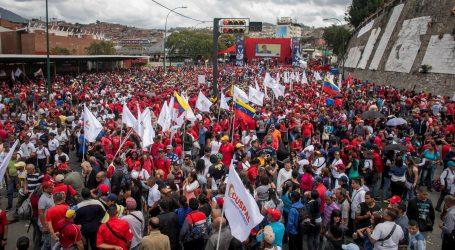SAD iz Venezuele povlači kompletno diplomatsko osoblje