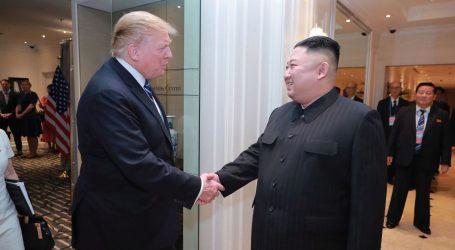 "Trump uvjeren da ga Kim Jong-un ""neće razočarati"""