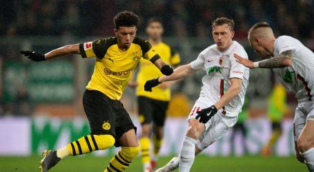 BUNDESLIGA Borussia izgubila od Ausburga