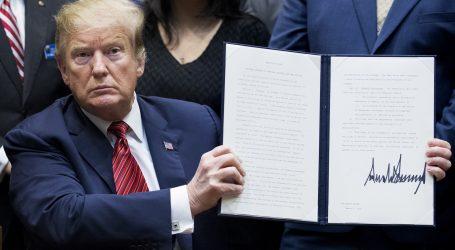 Trump izjavio da trgovinski pregovori s Kinom 'napreduju dobro'