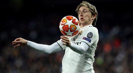 Pogodak Modrića u pobjedi Reala