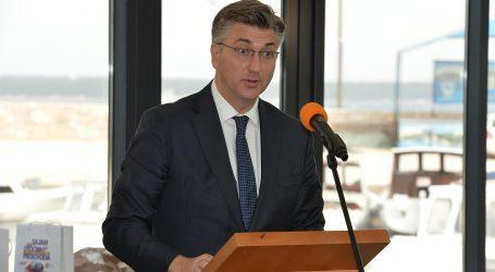 Plenković sa zadarskim čelnicima razgovarao o 1,5 milijardi kuna vrijedim ulaganjima