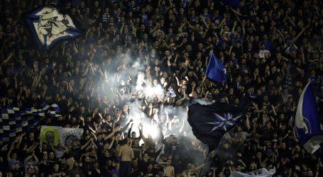 Privedeno 13 navijača, no bez većih izgreda na utakmici Dinamo-Benfica