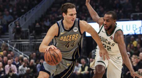 NBA Poraz Indiane unatoč 28 Bogdanovićevih koševa