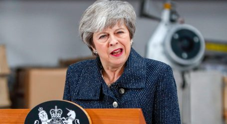 BREXIT Novi problemi za Theresu May