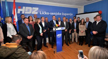HDZ-ova koalicija pobjednik prijevremenih izbora u Lici