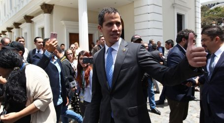 Prva multilateralna organizacija priznala Juana Guaidoa