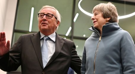 "JUNCKER ""EU se dovoljno prilagodila Britaniji po pitanju Brexita"""