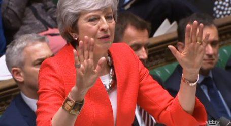 Britanski parlament ponovno odbacio dogovor May i EU