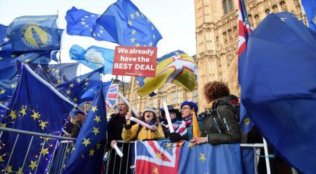 Parlament odbio novi referendum o Brexitu