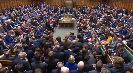 Britanski parlament danas glasa o neurednom Brexitu