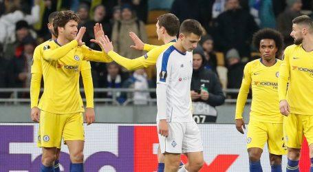 EUROPA LIGA Chelsea, Valencia i Napoli u četvrtfinalu
