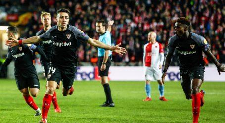 EUROPA LIGA Slavia Prag nakon produžetaka izbacila Sevillu