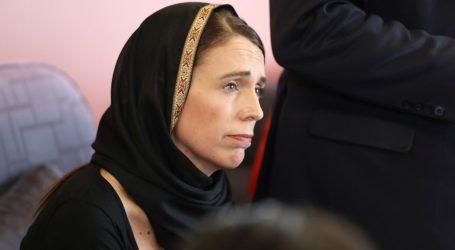 """Novozelandska premijerka: """"Nikad neću izgovoriti ime napadača"""""""
