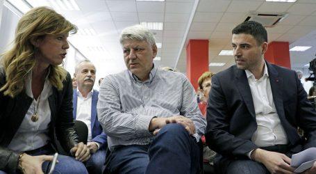 SDP usvojio Bernardićevu listu za EU izbore