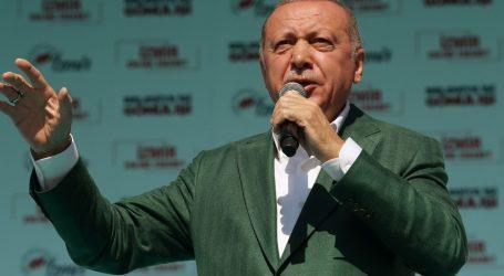 Sukob Erdoganovih čuvara i sarajevske policije